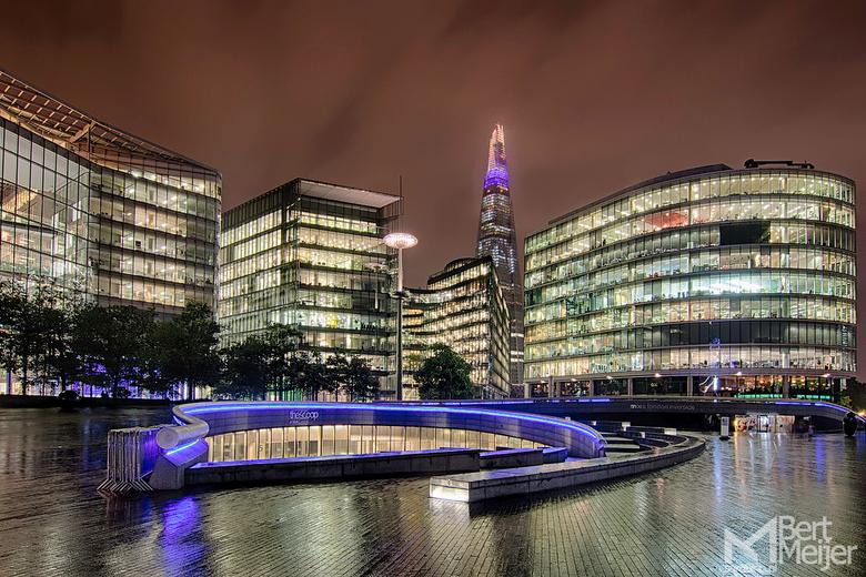 Londen PWC gebouw