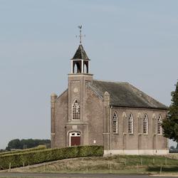 Nederlands Hervormde vluchtheuvelkerk
