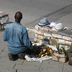 straathandelaar