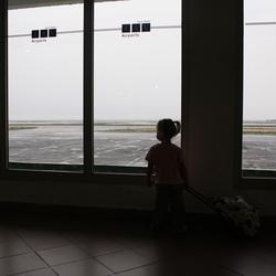Lonely Little Traveler