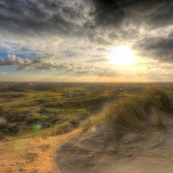 Zandvoort aan Zee HDR