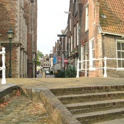 Delft op zondagmorgen....