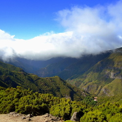 Mountains Madeira (groot zien)