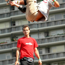 WK Skateboarding