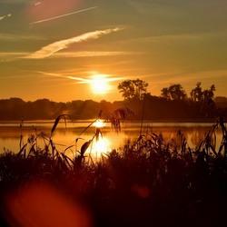 zonsopkomst bij Glimmen 2