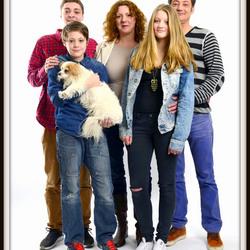 Familieportretje