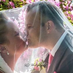 Bruiloft kus