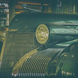Cadallic Convertible 1939.