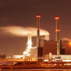 E-on fabriek