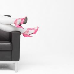 Pink shoe diaries