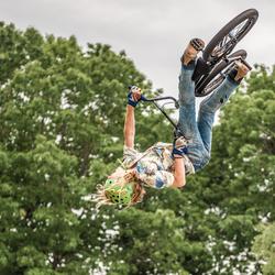 BMX stunt FotoFair 2016
