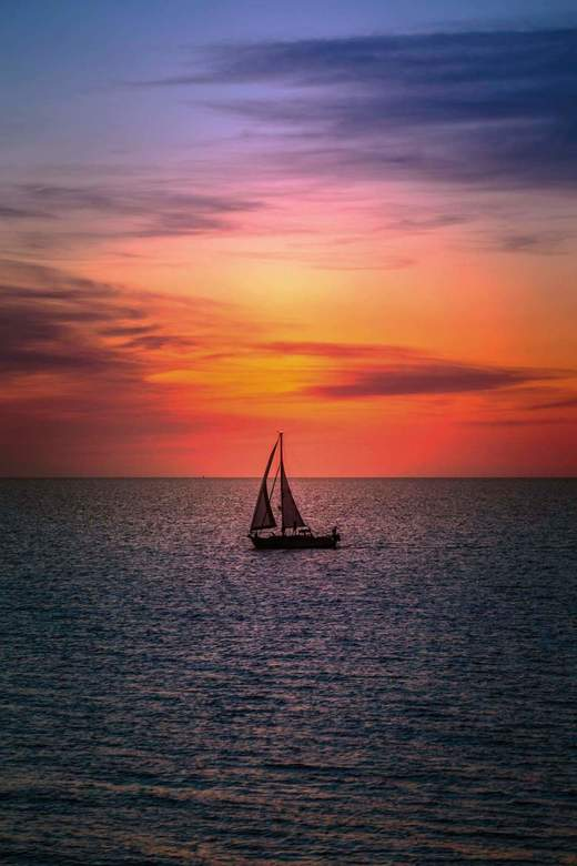 Lonely sailor  -