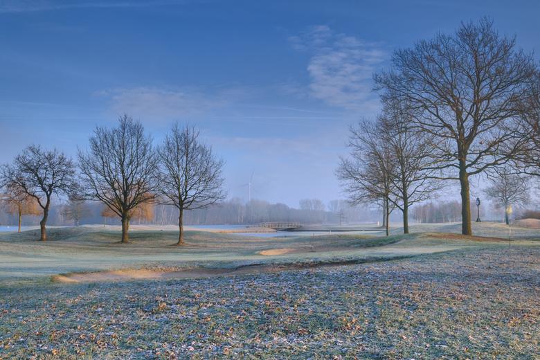 winters golfterrein