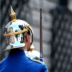 Swedish Royal guard
