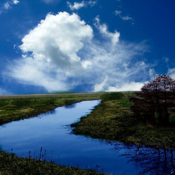 rivier in beetsterzwaag