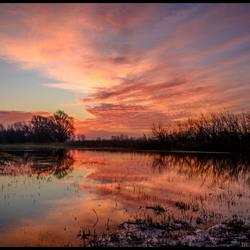 Before the sunrise,...