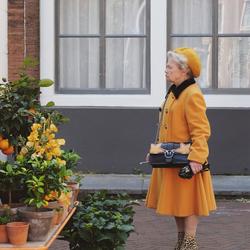 Orange attraction