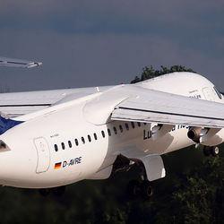 Lufthansa Avro