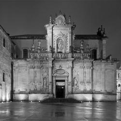 Duomo di Lecce, Puglia Italia