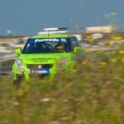 Autosport in de natuur
