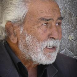 Iraanse man
