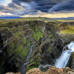 Altocumulus lenticularis - IJsland