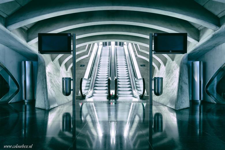 Underground - Ondergrondse reflecties.