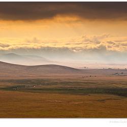 Ngorongoro awakening