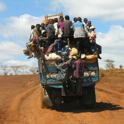 Openbaar vervoer in Tanzania