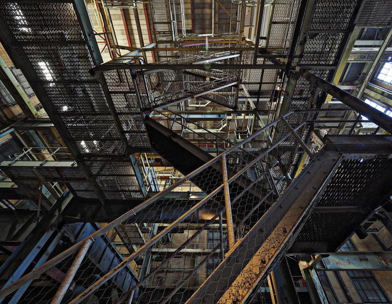 Uniper Electriciteitsfabriek Den haag 2