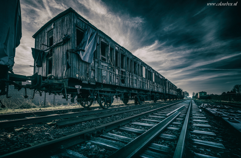 Op de rails -