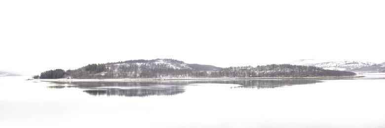 Stilte - Eilandje in Noorwegen.