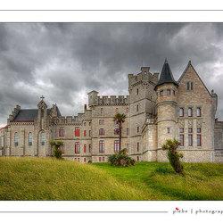 Chateau Abbadie in Hendaye