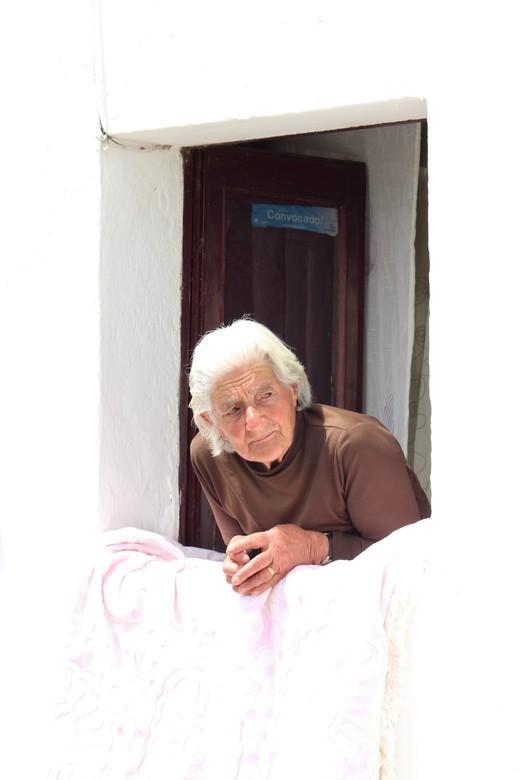 Window of hope -