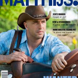 Cover tijdschrift