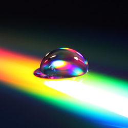 Ray of light.