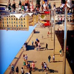 City illusion