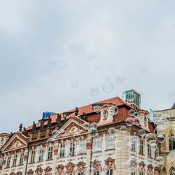 Bellen in Praag
