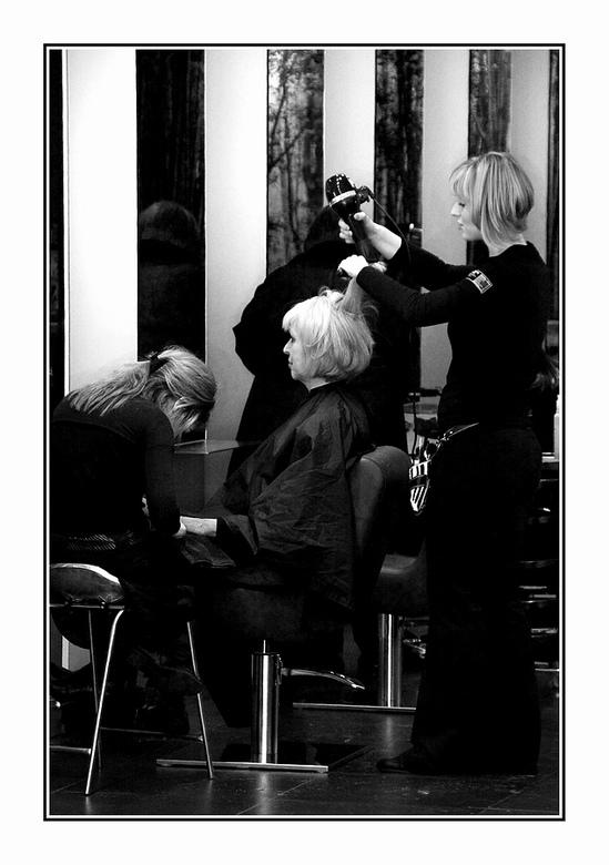 Straatfotografie 2 - Gemaakt tijdens hetzelfde uitje met Karin (Optica) en Marcel(nikov) als de vorige opnames