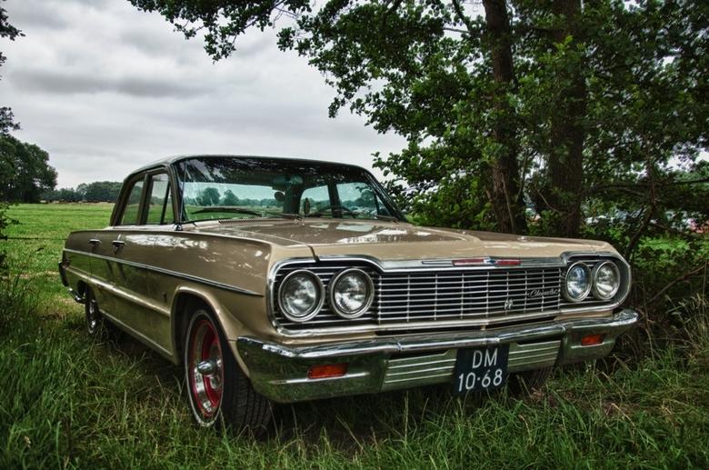Strakke Impala