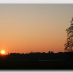 zonsondergang 04-01-'08