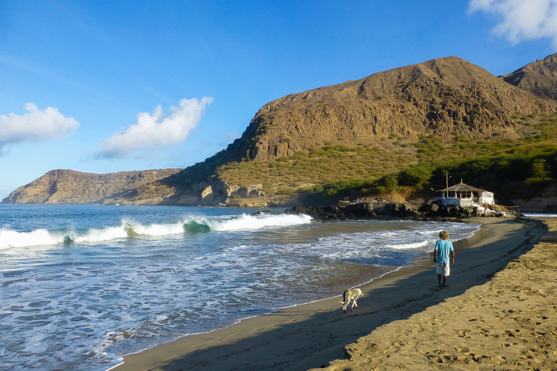 Ochtend in Tarrafal - Kaapverdië -