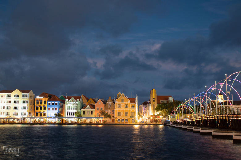 Willemstad by evening -