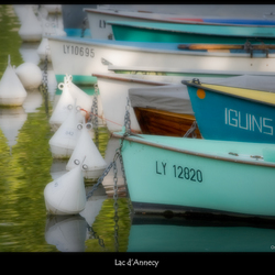 Lac d'Annecy I
