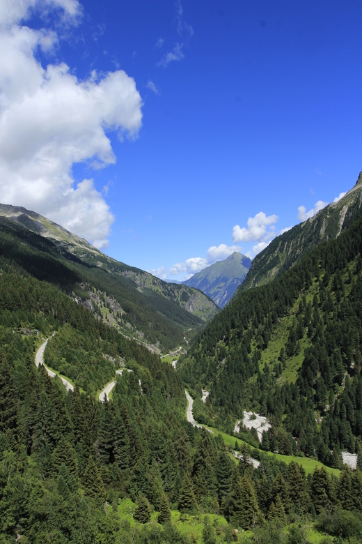 bergje op bergje af  - deze foto is gemaakt is in Oostenrijk