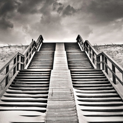 Stairs To Storm