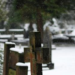 Oud kerkhof