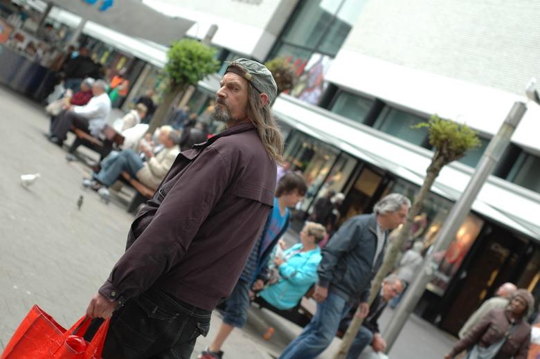 Straatfotografie Rotterdam -