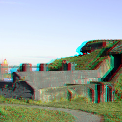 Bastion Willemstad 3D