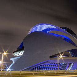 Operagebouw Valencia